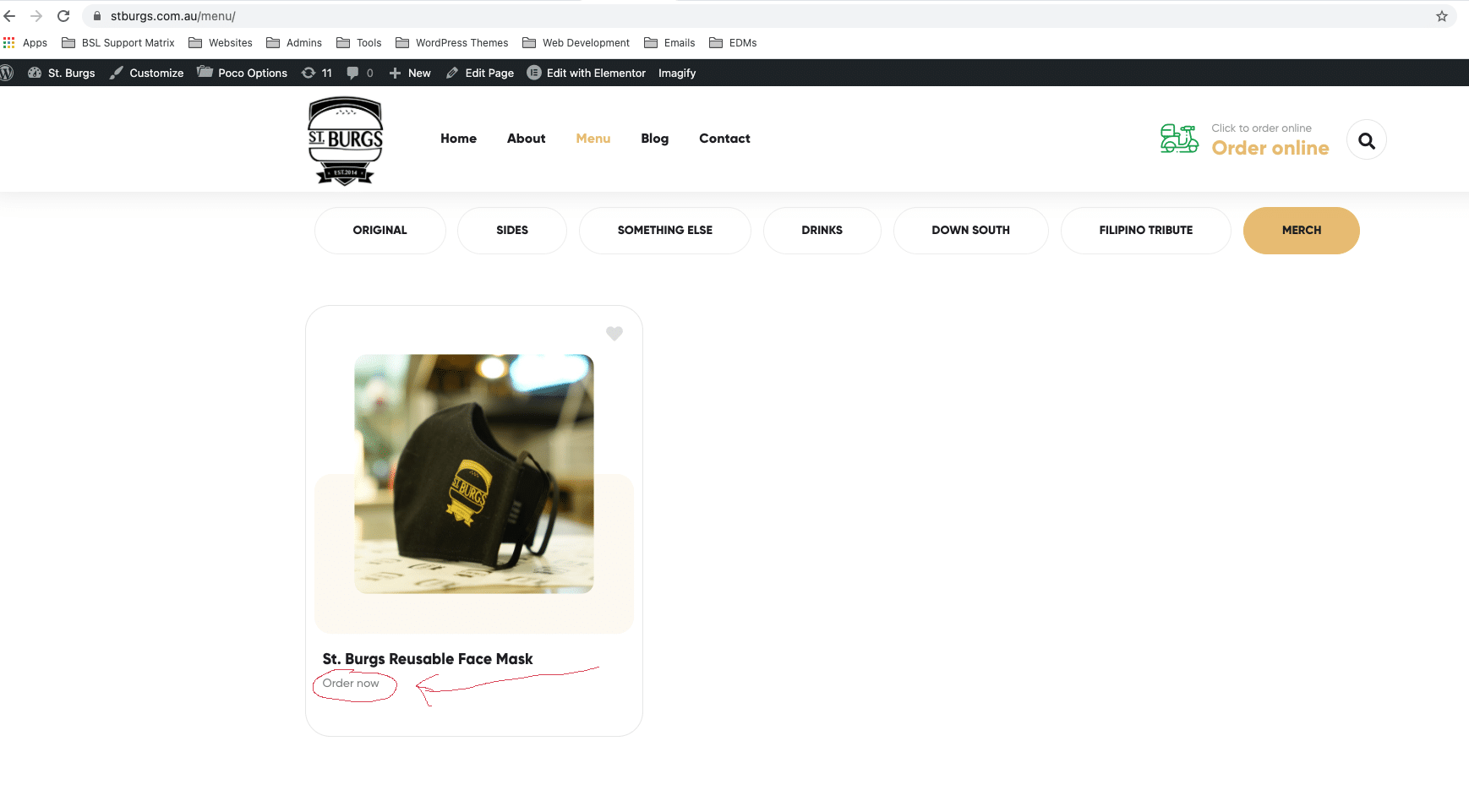 Product list issue